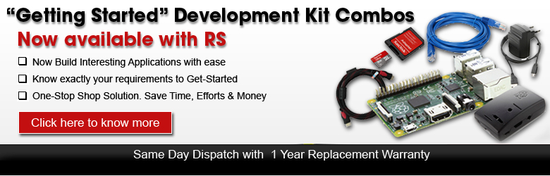 Development Kit Combo offer